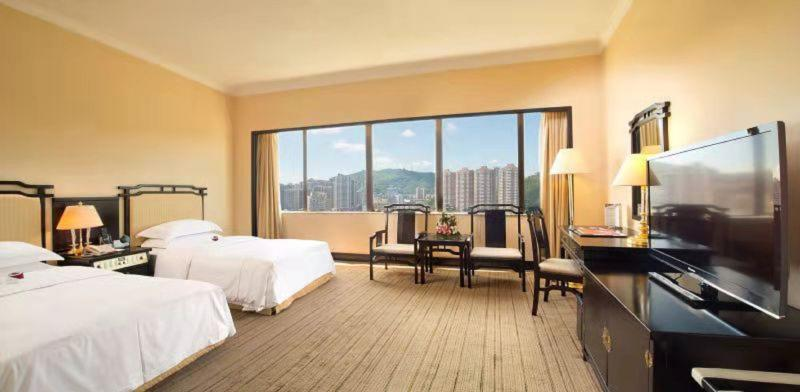 Yindo Grand Jasper Hotel Zhuhai Room Type